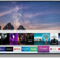 iTunes e AirPlay 2 su TV di terze parti